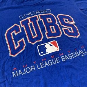 Chicago Cubs MLB Russel Athletic Shirt Vintage